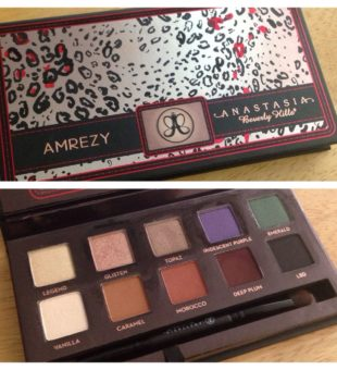 Latest Obsession // Amrezy Palette
