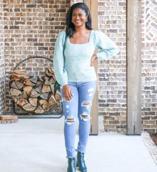3 Puff Sleeves and Boots Outfits You Need to Try Now!