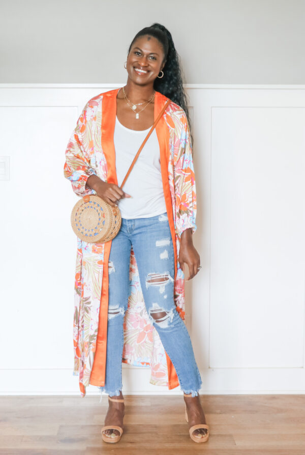 How to Seamlessly Transition Your Kimono into Your Fall Wardrobe